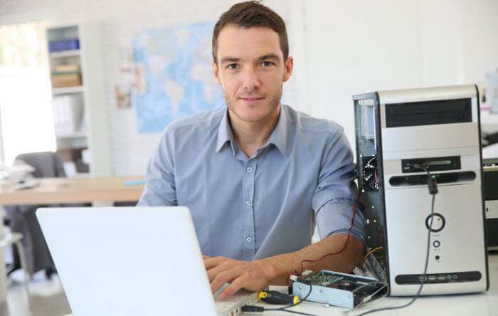 5 Consejos para el éxito de un negocio de soporte técnico informático