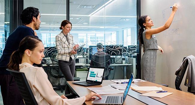¿Qué es el espacio de coworking?