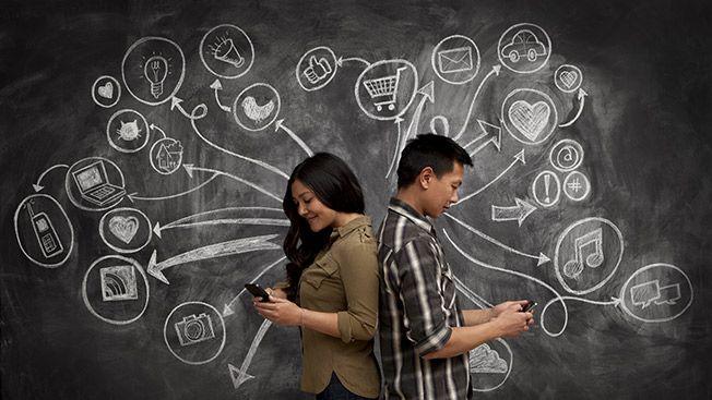 Cómo encontrar el amor a través de los medios sociales
