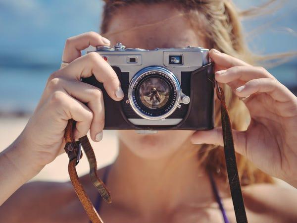 ¿Qué es una cámara instantánea?