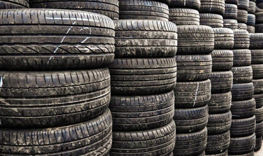 Cómo iniciar un negocio de reciclaje de neumáticos